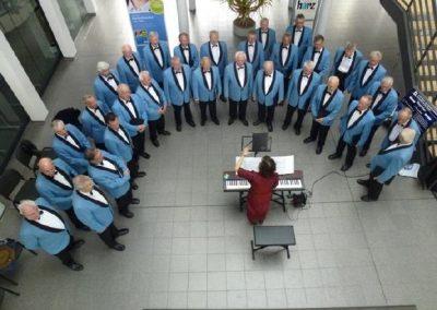 Urania-Konzert im IGZ