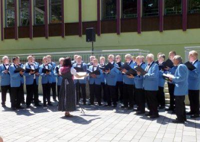 Singen in Thale
